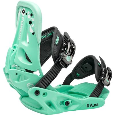 Forum Aura Snowboard Bindings - Women's 2013