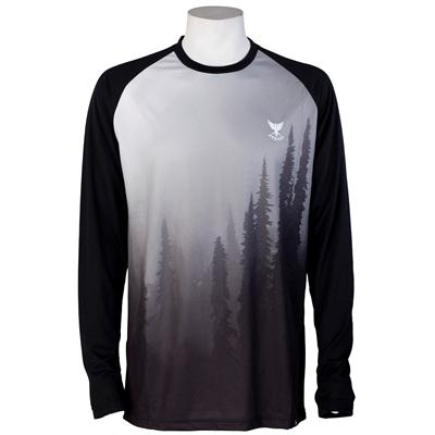 Armada Grounder Power Dry Crew Neck Baselayer Top