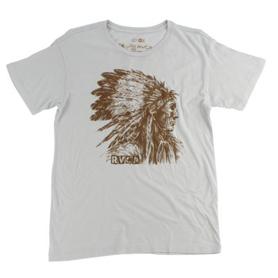 RVCA Native Chief T Shirt