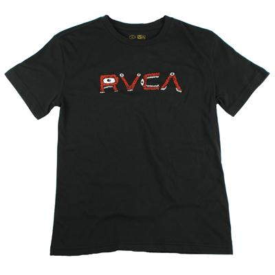 RVCA Monster T Shirt - Youth - Boy's