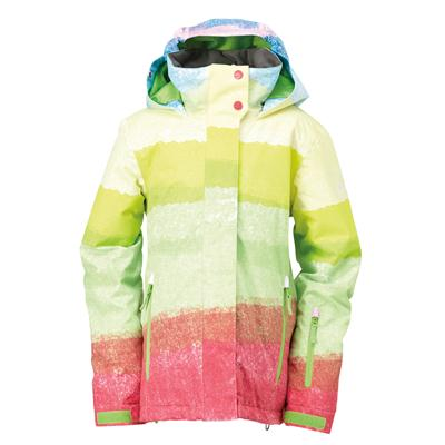 Quiksilver Jetty Jacket - Youth - Girl's