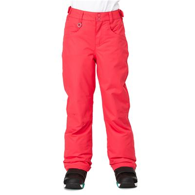 Quiksilver Hibiscus Pants - Youth - Girl's
