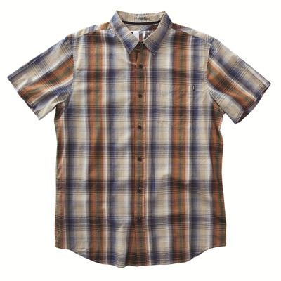 Analog Atlas Short Sleeve Button Down Shirt