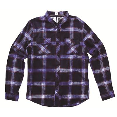 Analog Brody Flannel Button Down Shirt