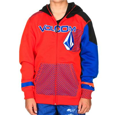 Volcom Hammer Tech Hoodie - Youth - Boy's