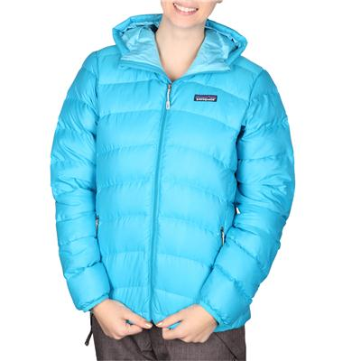 Patagonia Hi-Loft Down Hooded Sweater - Women's