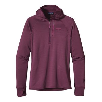 Patagonia R1 1/4 Zip Hooded Jacket - Women's