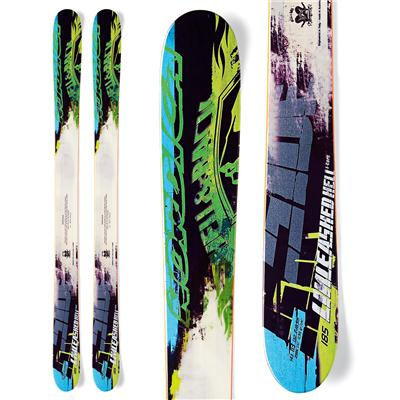 Nordica Unleashed Hell Skis 2013