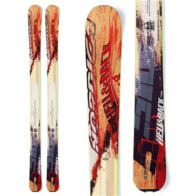 Nordica Hell & Back Skis 2013