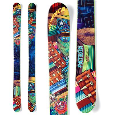 Nordica Patron Skis 2013