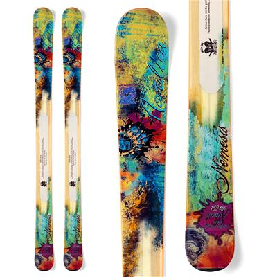 Nordica Nemesis Skis - Women's 2013