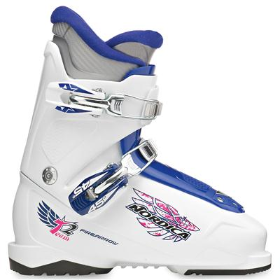 Nordica FireArrow Team 2 Ski Boots - Girl's 2013