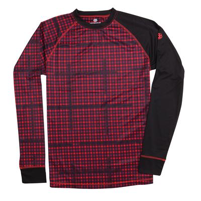 686 Lumberwack Base Layer Top