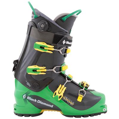 Black Diamond Quadrant Alpine Touring Ski Boots 2013