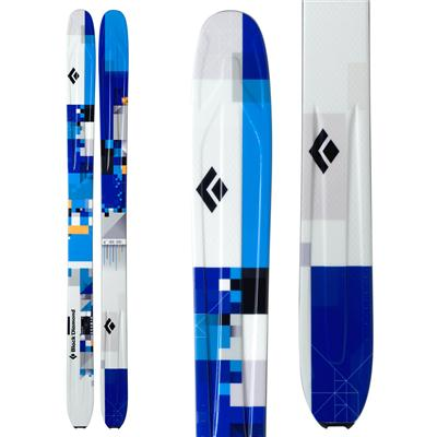 Black Diamond Zealot Skis 2013