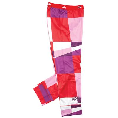686 Fracture Base Layer Capri Pants - Women's