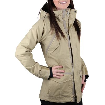 Foursquare Runway Jacket - Women's
