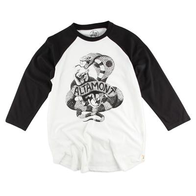 Altamont The End Raglan Shirt