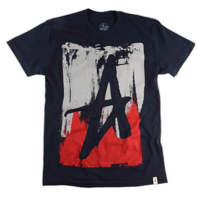 Altamont Smeared T Shirt