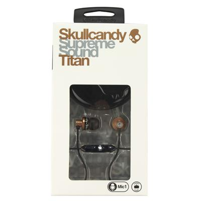Skullcandy Titan Mic'd Headphones