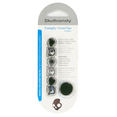 Skullcandy Foam Comply Tips