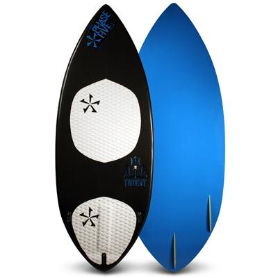 Phase Five Trident Pro Carbon Wakesurf Board 5' 2012