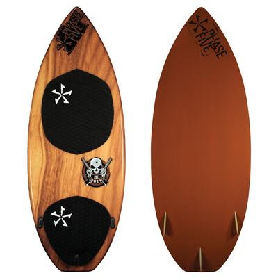 Phase Five The Colt Wakesurf Board 4'10