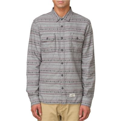 Vans Ruskin II Flannel Button Down Shirt