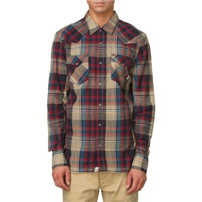 Vans Edgeware Woven Button Down Shirt