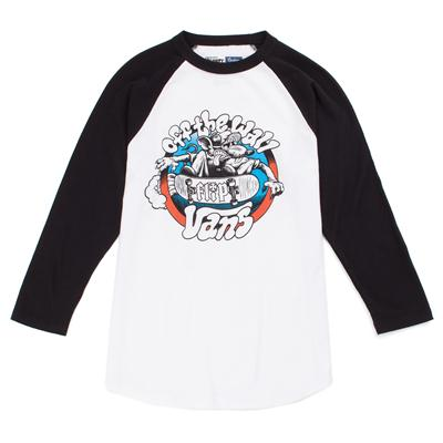 Vans Cruise or Lose Raglan Shirt