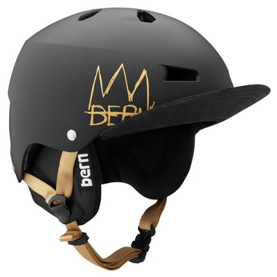 Bern TJ Schneider Pro Model Macon EPS Audio Helmet