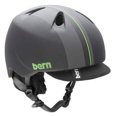 Bern Nino Helmet - Youth - Boy's