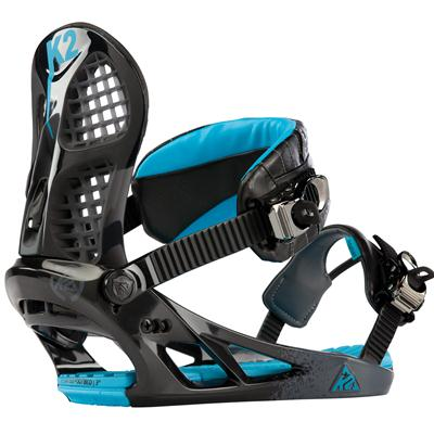 K2 Hurrithane Snowboard Bindings - Demo 2013