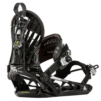 K2 Cinch CTX Snowboard Bindings - Demo 2013