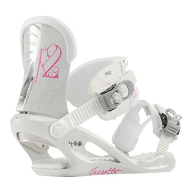 K2 Cassette Snowboard Bindings - Women's - Demo 2013