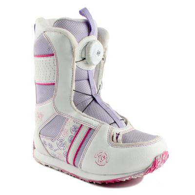 K2 Lil Kat Boa Snowboard Boots - Youth - Girl's - Demo 2013