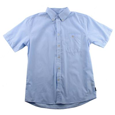 Brixton Warden Short Sleeve Button Down Shirt