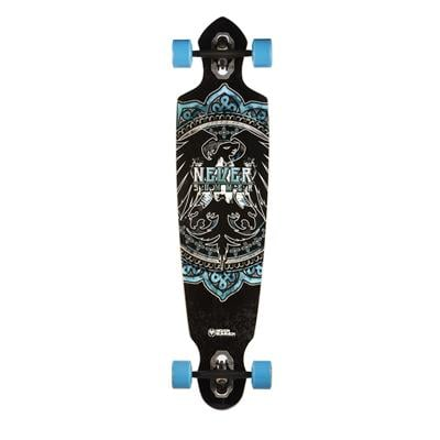 Never Summer Tyrant DT Longboard Complete