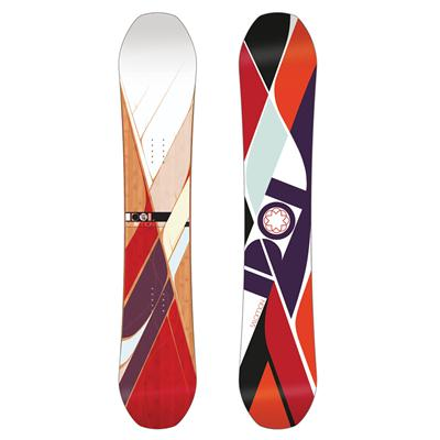Salomon Idol Snowboard - Women's - Demo 2013