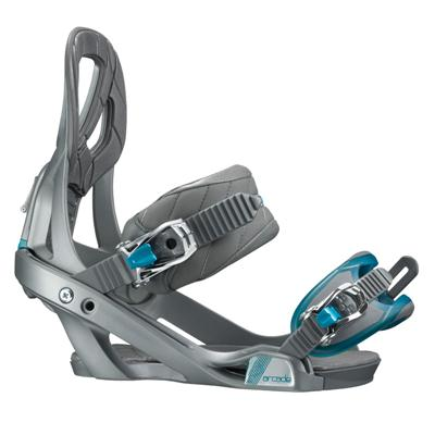 Salomon Arcade Snowboard Bindings - Demo 2013