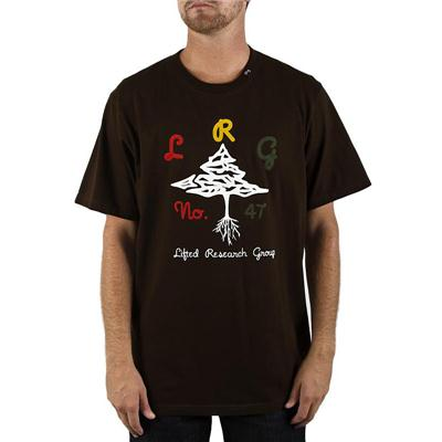 LRG Down From Earth T Shirt