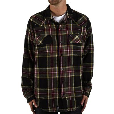 LRG Sherlocked Button Down Shirt