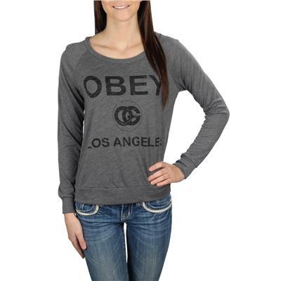 Obey Clothing Obey LA Top - Women's