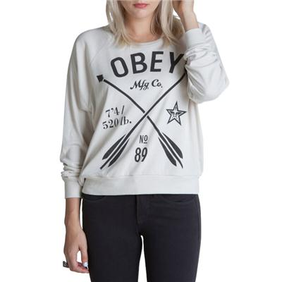 Obey Clothing Crossed Arrows Top - Women's