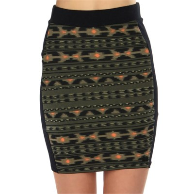 Obey Clothing Illusions Skirt - Women's
