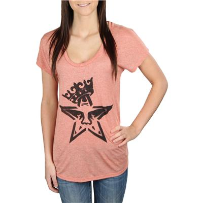 Obey Clothing Star Crown T Shirt - Women's