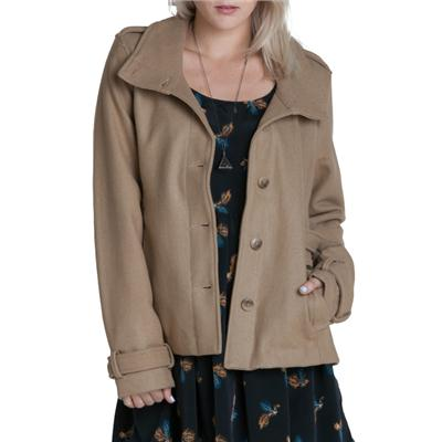 Obey Clothing Rebel Blackbird Jacket - Women's