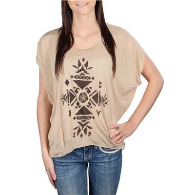 Obey Clothing Desert Star Top - Women's