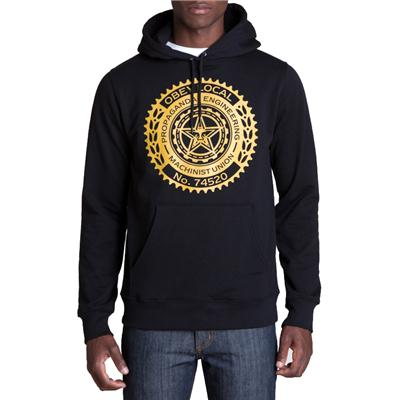Obey Clothing Machinist Posse Pullover Hoodie