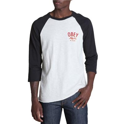 Obey Clothing MFG Co. Raglan Shirt